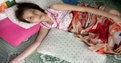 Nghẹn ngào với ước nguyện của cô gái trẻ :'Cầu mong trời rủ lòng thương cho em sức khỏe để được sống bên chồng, bên con'