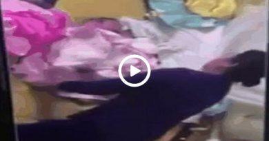 Phẫn nộ với người giúp việc bạo hành dã man em bé chưa đầy 2 tháng tuổi ở Hà Nam