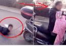 Phẫn nộ: Bực tức vì con nghịch phá, không nghe lời, người mẹ đã buộc con vào xe máy rồi kéo lê trên đường