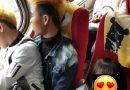 Câu chuyện 2 lao động Việt Nam nhường ghế cho em bé Đài Loan trên chuyến tàu Tết khiến cư dân mạng xúc động nghẹn ngào