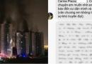 Cháy chung cư 13 người chết: Lộ cuộc điện thoại cảnh báo cháy nhưng chủ đầu tư không báo cho dân?